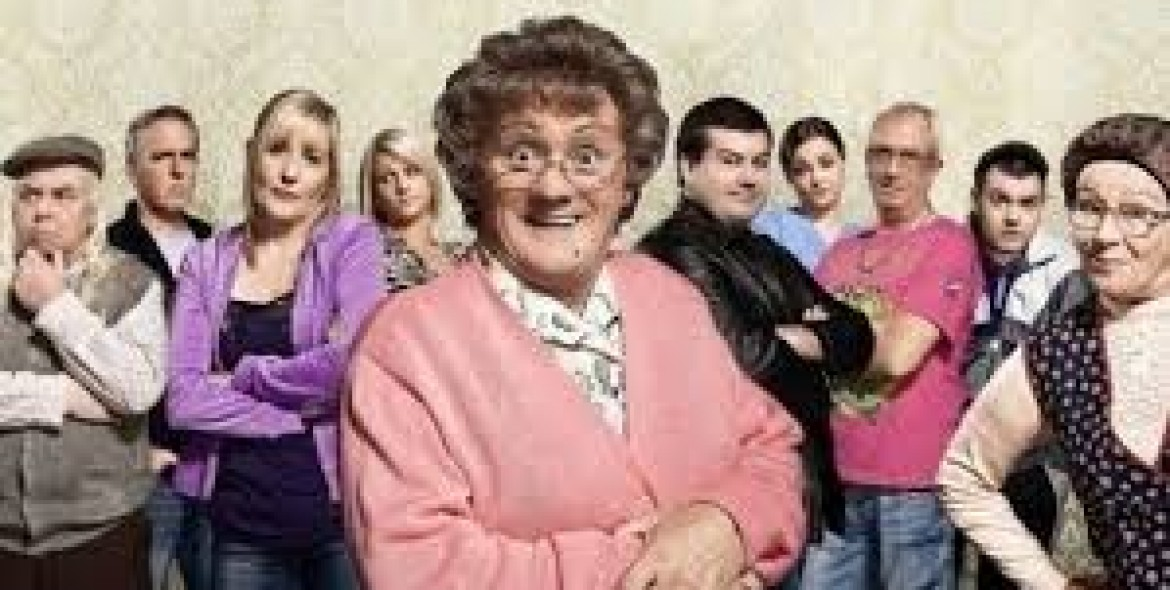 Mrs.Brown's Boys