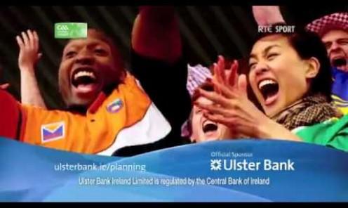 Ulster Bank GAA Sponsorship 1