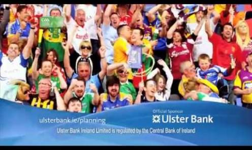 Ulster Bank GAA Sponsorship 2