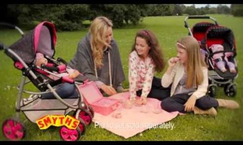 Smyths Toys - Dimples Strollers