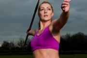 Anita breaks Irish Javelin Record