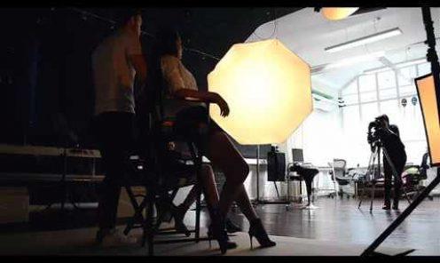 Fraser Fashion Models Video