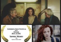 Sophie Merry wins Best Acting Award