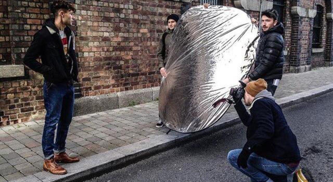 Ayman...Behind the Scenes