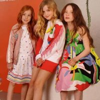 Brown Thomas Kids Shoot